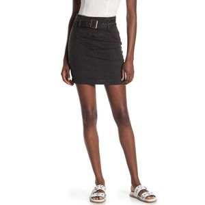 Free People Black Pencil Skirt Size 4 Livin' It Up